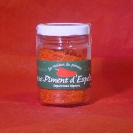 Piment d'Espelette AOP 40 g